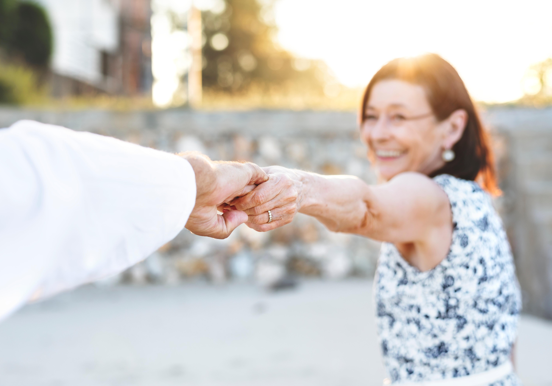 anti-aging couple