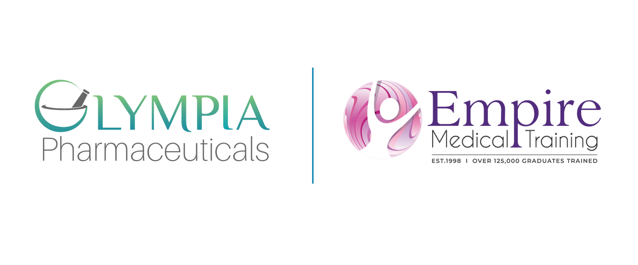 Empore Olympia Partnership Logo